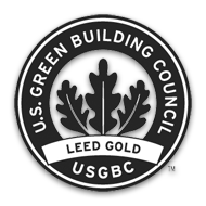 US Green Building Council - LEED Gold